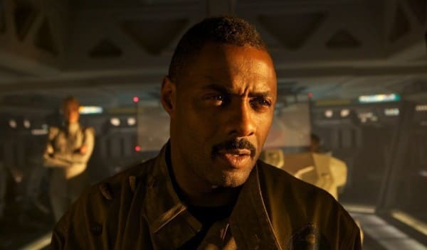Prometheus: Idris Elba