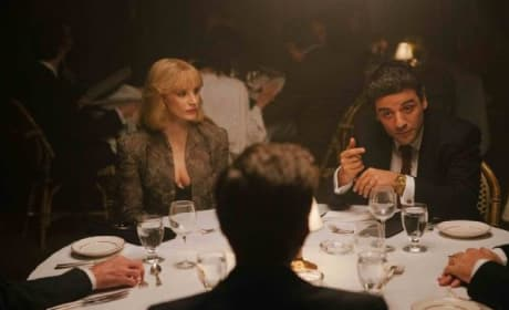 A Most Violent Year Oscar Isaac Jessica Chastain