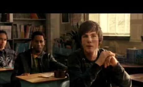 Percy Jackson & The Olympians: The Lightning Thief International Trailer
