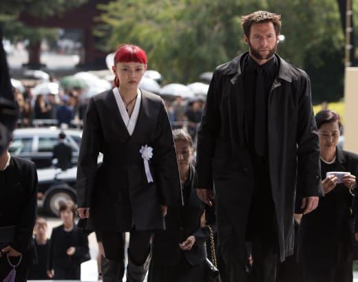 Wolverine Hugh Jackman Rila Fukushima
