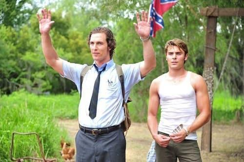 Matthew McConaughey Zac Efron The Paperboy