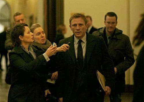 The Girl with the Dragon Tattoo Stars Daniel Craig