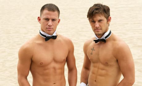 Magic Mike Stills: Channing Tatum's Origins