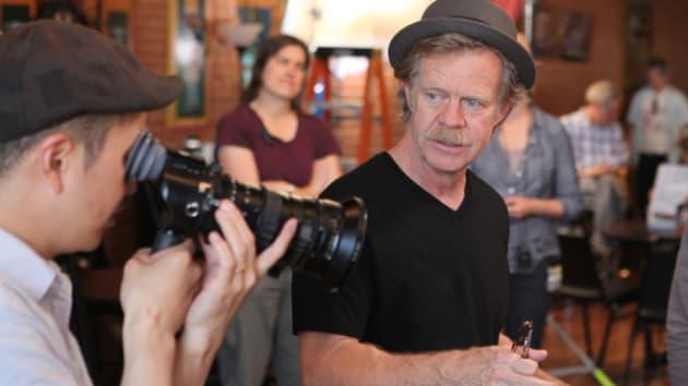 William H. Macy Directs Rudderless