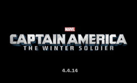 Captain America: The Winter Soldier Logo