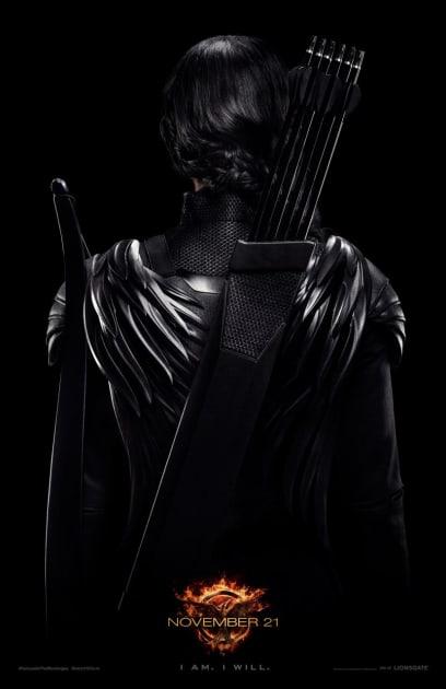 The Katniss Rebel Poster