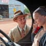 Shia LaBeouf and Mia Wasikowska in Lawless