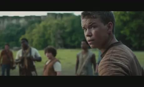 The Maze Runner Clips: Will Poulter Fights Dylan O'Brien
