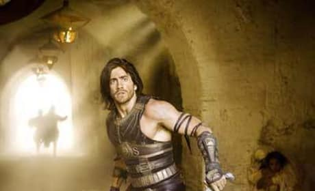 First Look: Jake Gyllenhaal in Prince of Persia