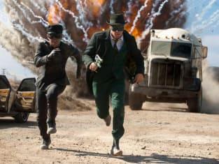Run, Kato, Run!