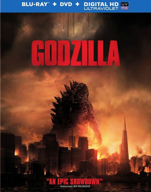 Godzilla Blu-Ray/DVD
