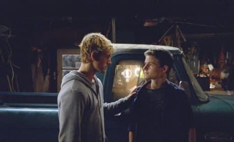 Callan McAuliffe Stars in I Am Number Four