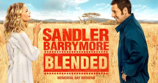 Blended Movie Banner