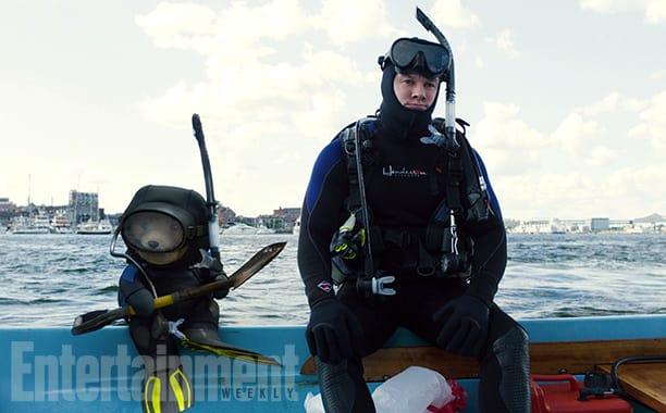 Mark & Ted Go Scuba Diving