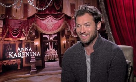Anna Karenina: Jude Law on Iconic Novel & Spice of Life