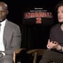 Djimon Hounsou & Kit Harrington Photo