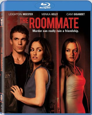The Roommate Blu-Ray Cover