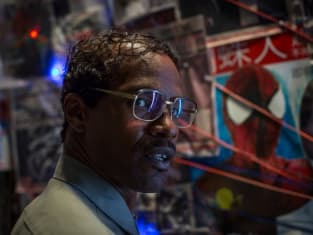 The Amazing Spider-Man 2 Jamie Foxx