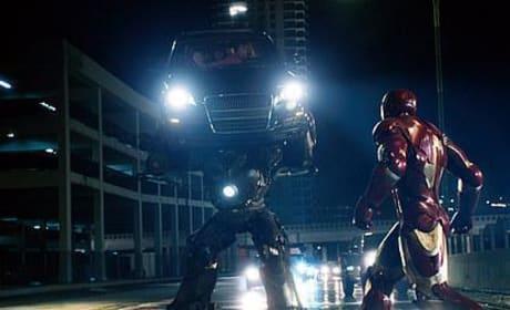 Iron Man, Iron Monger