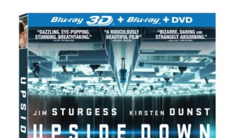 Upside Down DVD/Blu-Ray