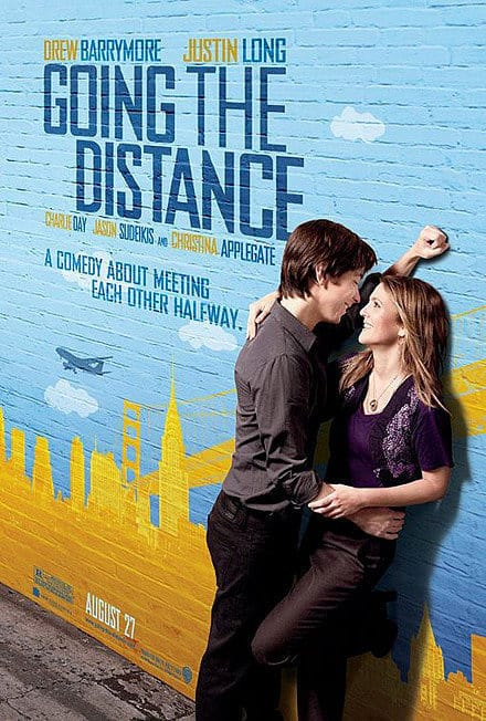 Going the Distance Poster 2