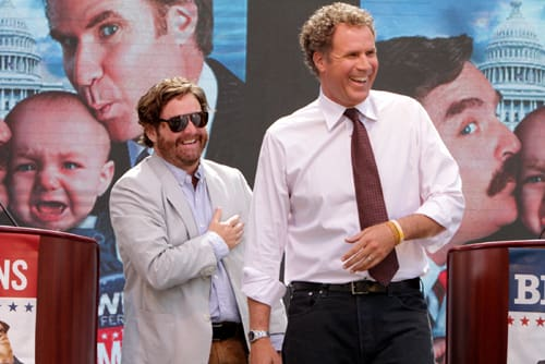 Will Ferrell and Zach Galifianakis Picture