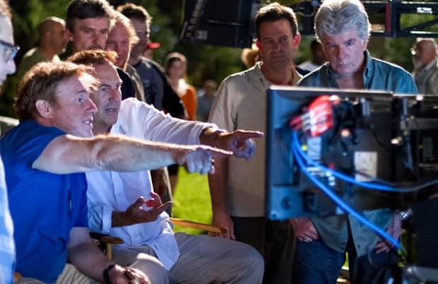 Kevin Costner Behind the Scenes