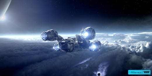 Prometheus Wallpaper Image
