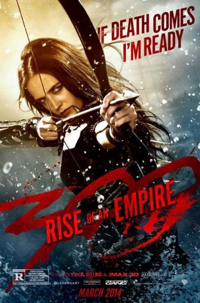 300 Rise of an Empire Eva Green Poster