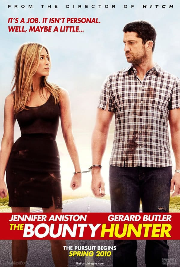 The Bounty Hunter Theatrical Poster