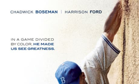 42 Poster Drops: Chadwick Boseman Slides into Home