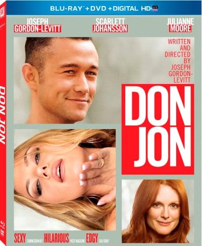 Don Jon Blu-Ray