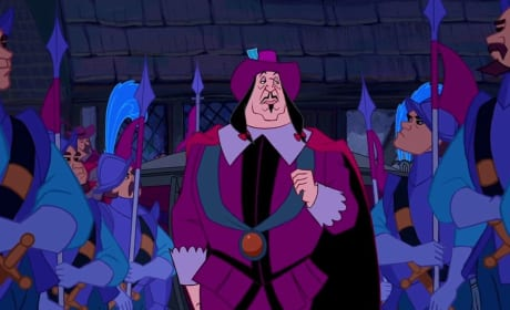 Governor Ratcliffe in Pocahontas