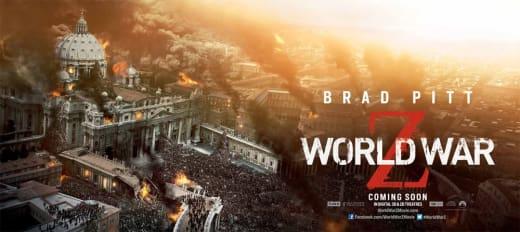World War Z: Rome Poster