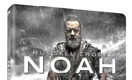 Noah Exclusive Giveaway: Win Prize Pack & Steelbook Blu-Rays!