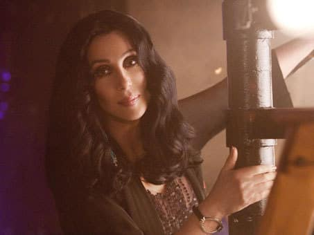Cher as Tess