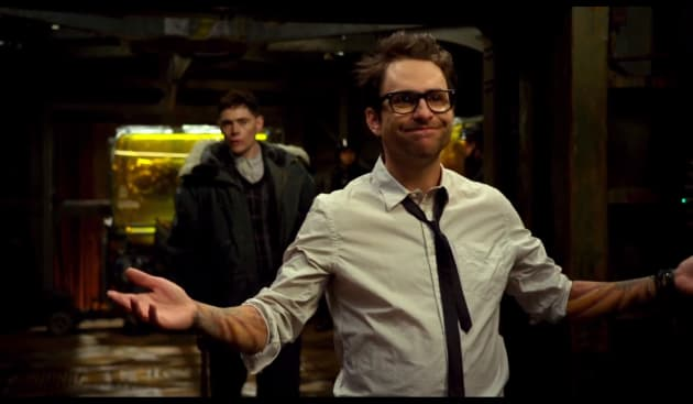 Pacific Rim Charlie Day