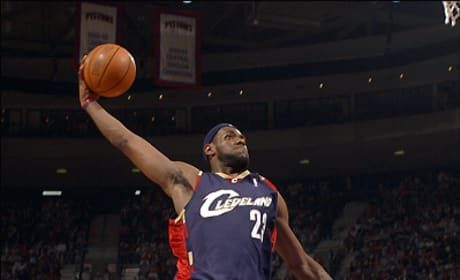 LeBron James to Star in Fantasy Basketball Camp