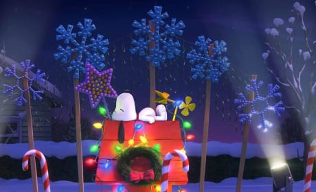The Peanuts Movie Snoopy Christmas