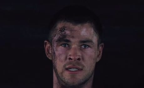 Chris Hemsworth in The Cabin in the Woods Trailer