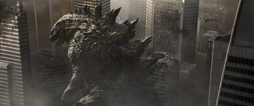 Godzilla Monster Movie Still