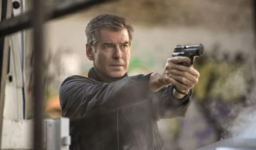 Pierce Brosnan Stars As The November Man