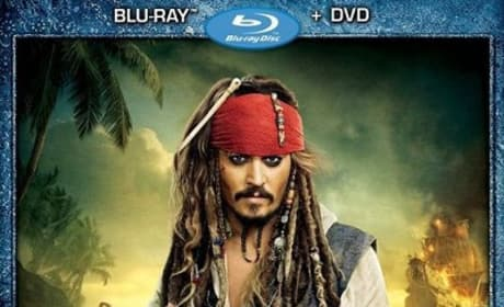 DVD Releases: Johnny Depp Heads Back to the Caribbean
