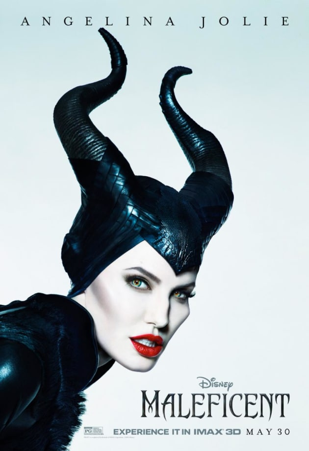 Maleficent IMAX Poster