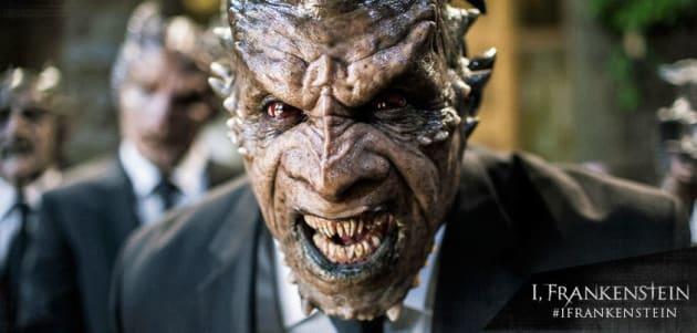 I, Frankenstein Demon Dekar