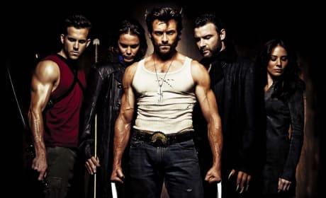 X-Men Origins: Wolverine Promo Photo