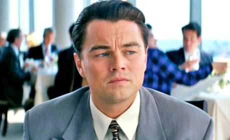 The Wolf of Wall Street Star Leonardo DiCaprio
