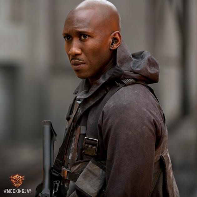 Mockingjay Part 1 Mahershala Ali