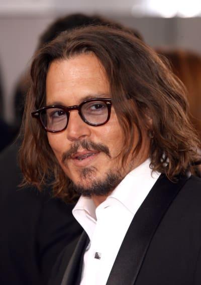 """Captain"" Johnny Depp"