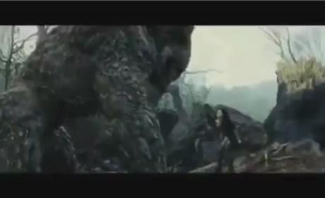 New Snow White and the Huntsman Clip Features Kristen Stewart, Chris Hemsworth, and a Troll!